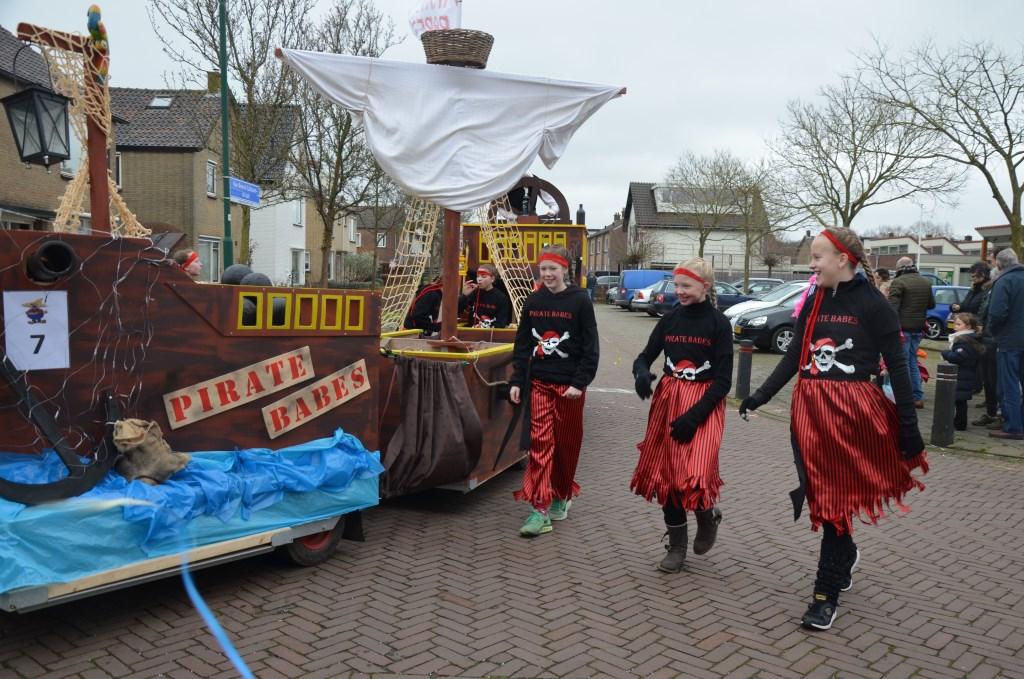 De Pirate Babes Ali van Vemde © BDU media