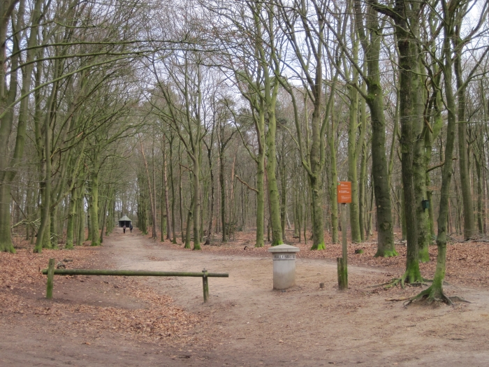 startpunt Hullenberglaan
