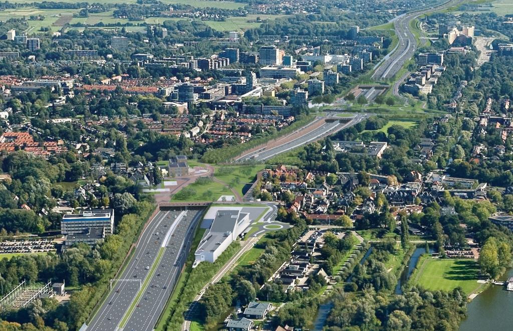 <p>Zo moet de A9 er eind 2026 uit zien. Alle informatie is te krijgen bij Amstelveen InZicht.</p>