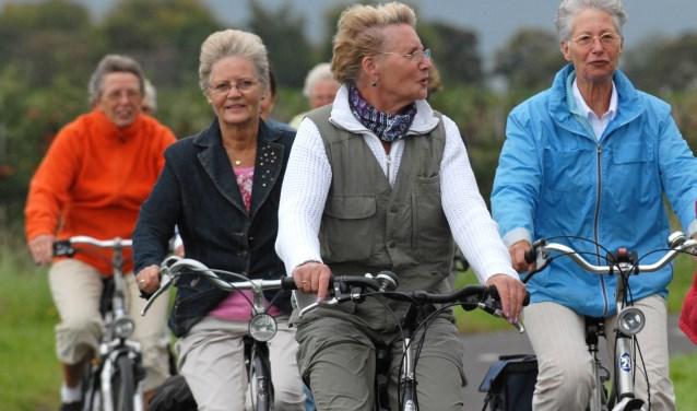 Kom in beweging en fiets
