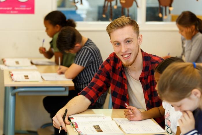 LEERKRACHT Live CHE - studiekiezers maken kennis met basisonderwijs
