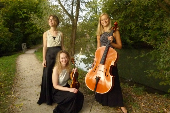 Trio Panache speelt zondag 1 maart in De Observant