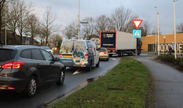 Omwonenden willen geen kruispunt in plaats van de rotonde bij Hoogvliet.