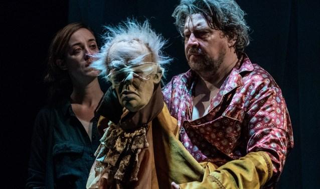 King Lear - Ida van Dril & Fred Delfgaauw