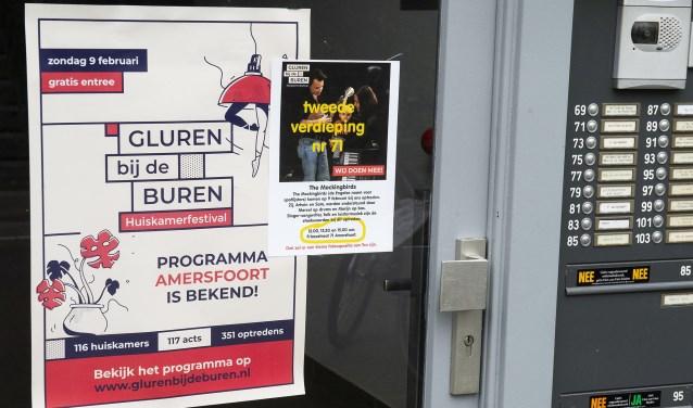 The Mockingbirds in de Friesestraat. Foto Rinus van Denderen © BDU media