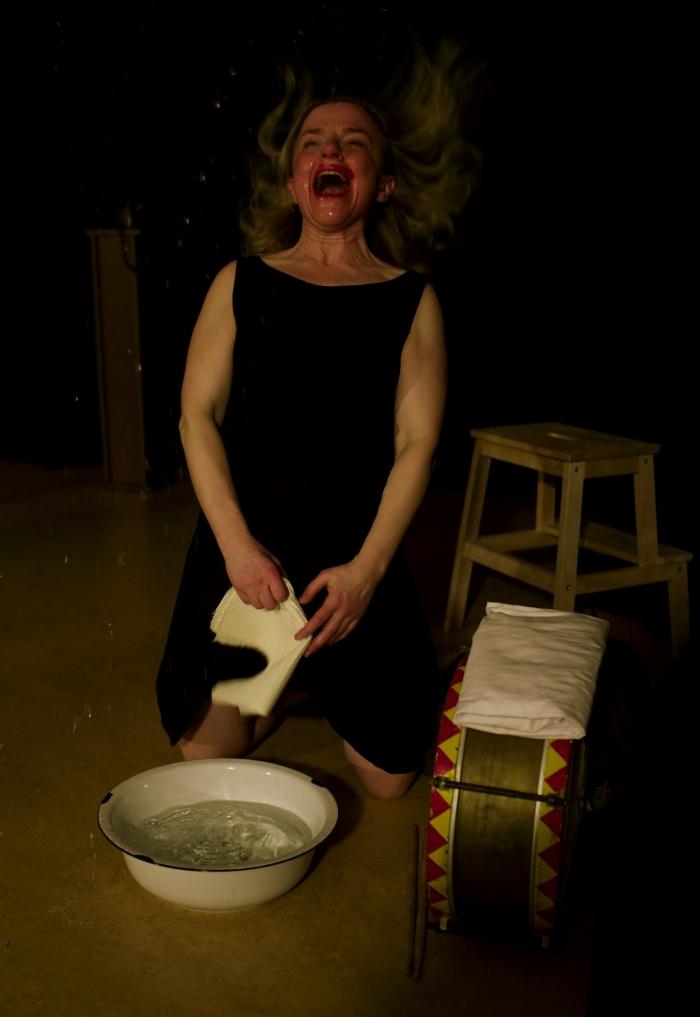 Ksenia Marasanova wast de onschuld van zich af Roy van Veen © BDU Media