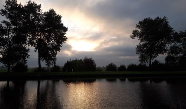 zon opkomst