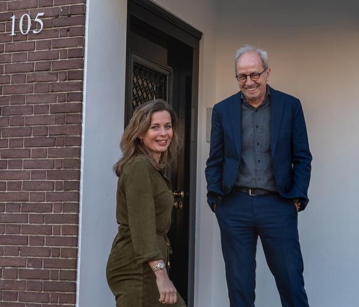 Hans van Westen en Suzanne Koppers