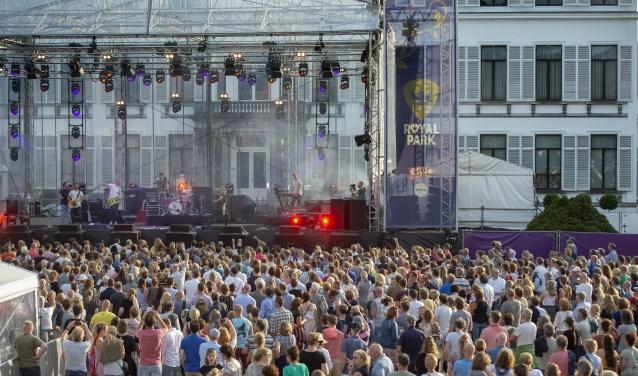 Zes van de acht avonden van Royal Park Live zijn nu gevuld.