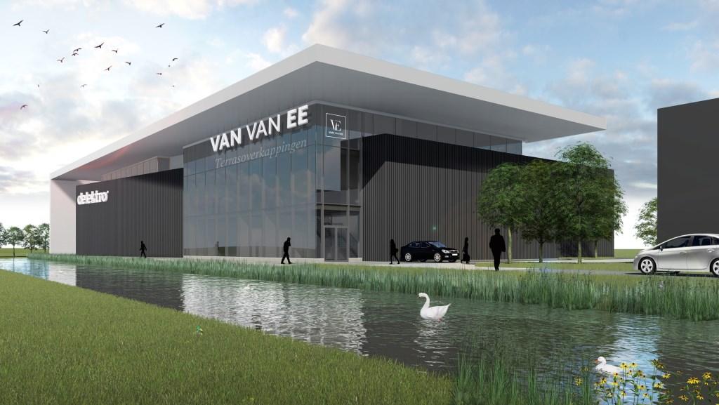 Van van Ee is gevestigd op bedrijventerrein BT A12. Van van Ee © BDU Media