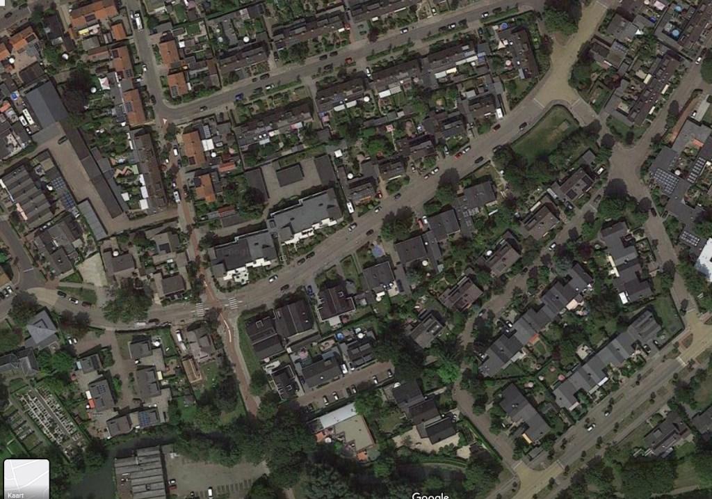 Odijk Zuid -West Google Maps © BDU media