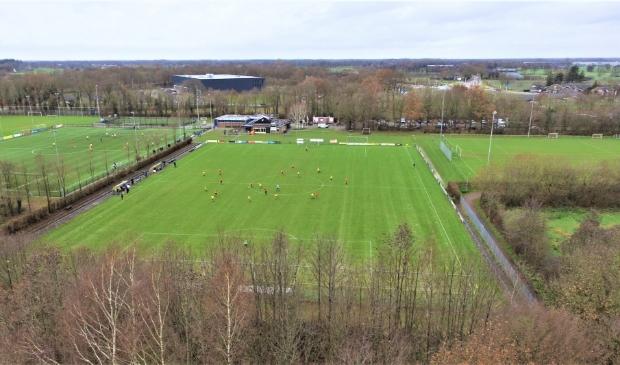 Sportpark 't Nieuwe Oost, de thuishaven van VV Barneveld.