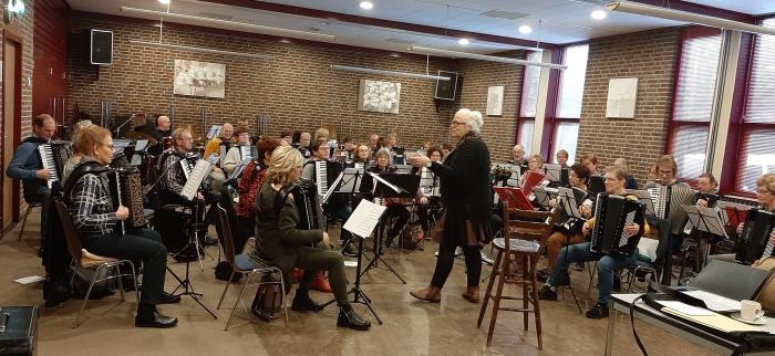 play-in orkest