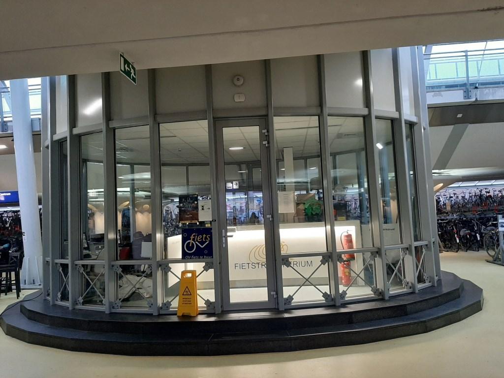 De Koffiefiets verdwijnt van het station, als het aan U-stal ligt Rina Knopper © BDU media