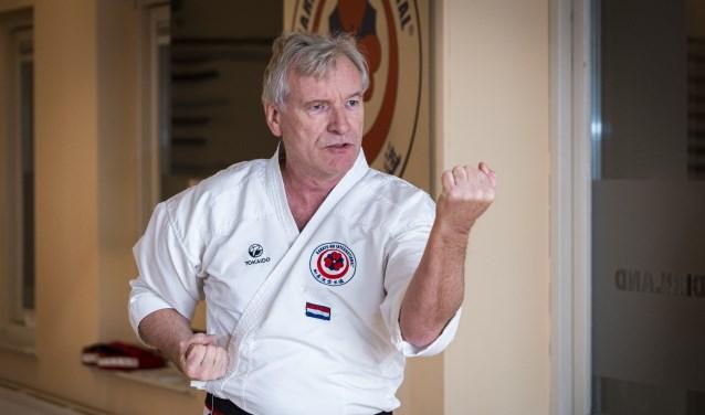 Hans Cleton van Karate-Do International Nederland