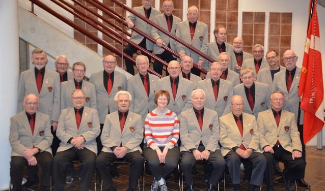 Het Baarns Mannenkoor komt in het voorjaar met een bijzonder concert.