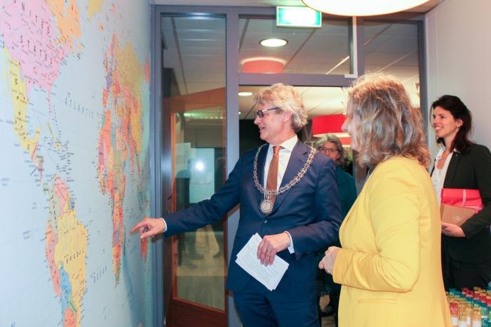Opening nieuwe locatie Integratiewerk © BDU media