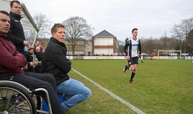 Trainer Tom Jacob is overgestapt van tweedeklasser Schoten naar VV IJmuiden.