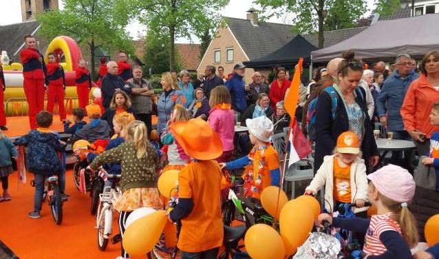 Het bestuur van de Oranjevereniging Leersum is al een jaar bezig om nieuwe bestuursleden te vinden.