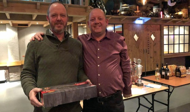 Reinard van de Lagemaat (links) en Jaap Heij Wilma Heij © BDU Media