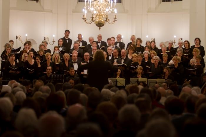 COV Sursum Corda zingt het Requiem