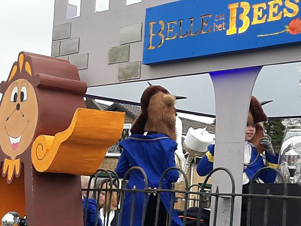 Carnavalsoptocht De Laetste Stuyver Rina Knopper © BDU media