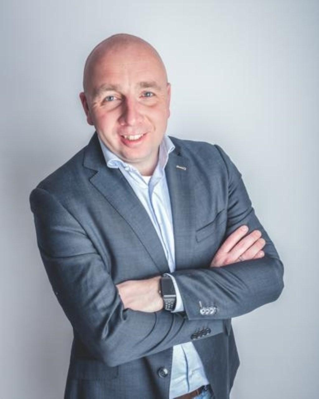 Jeroen van Brakel wordt komend seizoen de nieuwe trainer van Spirit. jo-fotografie.nl © BDU Media