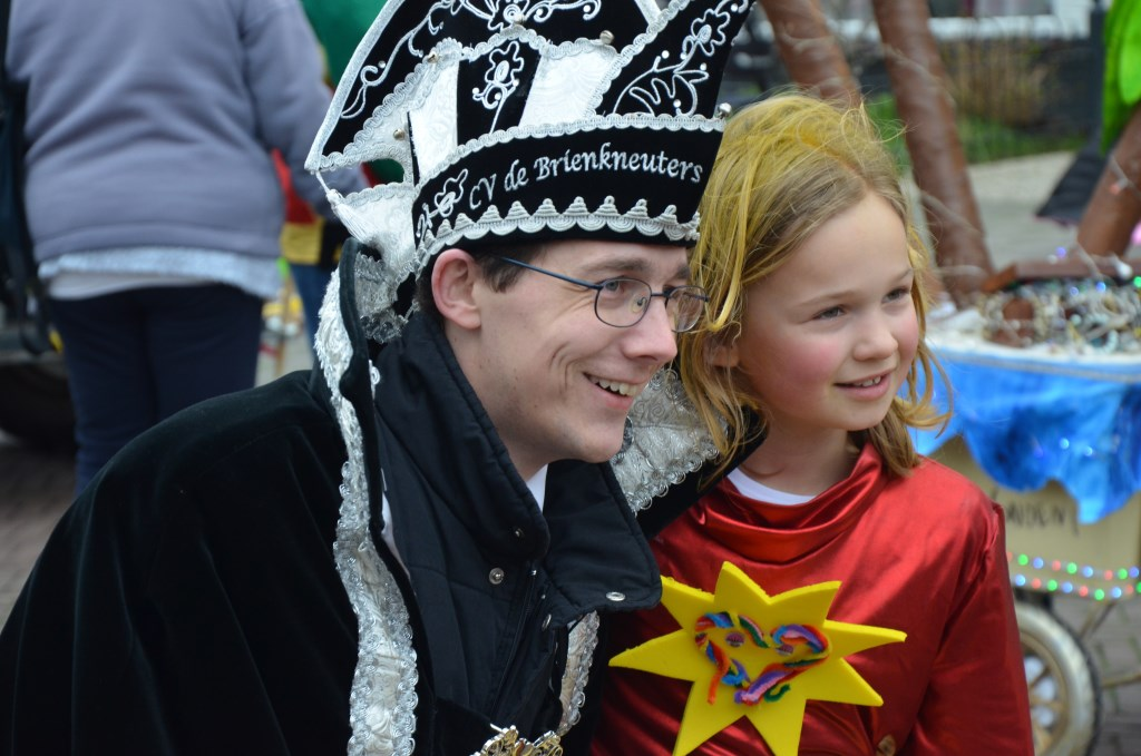 Op de foto met Prins Alexander Ali van Vemde © BDU media