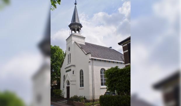 <p>In het Witte Kerkje is zondag een dienst.</p>