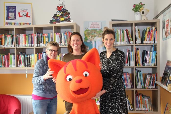 Bibliotheekouders W. S. van Zomeren © BDU media