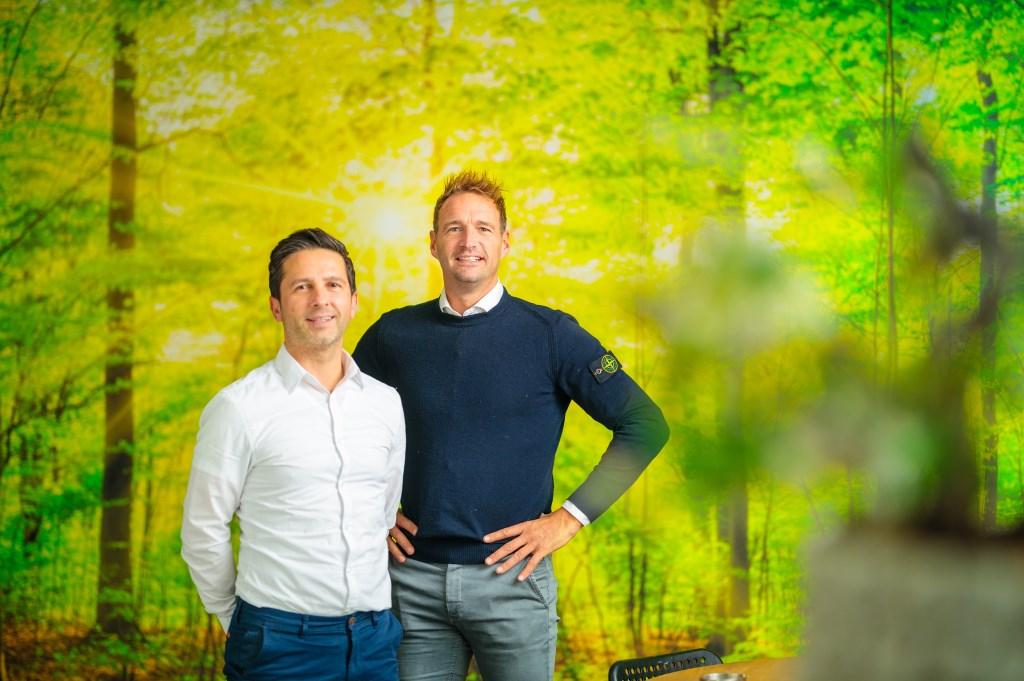 """Sertan Keskin en Chris Wijgerse van WK Duurzaam: ,,Duurzaamheid is een ontzettend mooi product."""""""