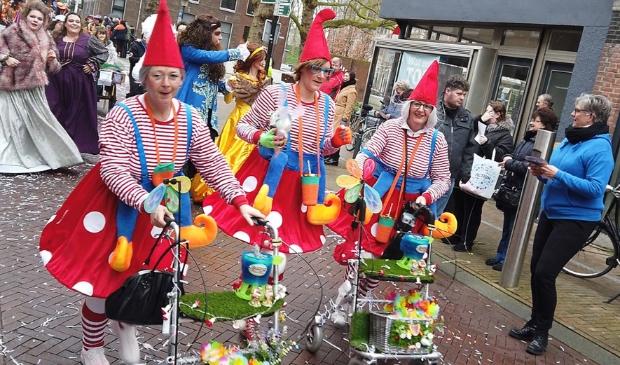 <p>De carnavalsoptocht van 2020 in de Bliekenstad</p>