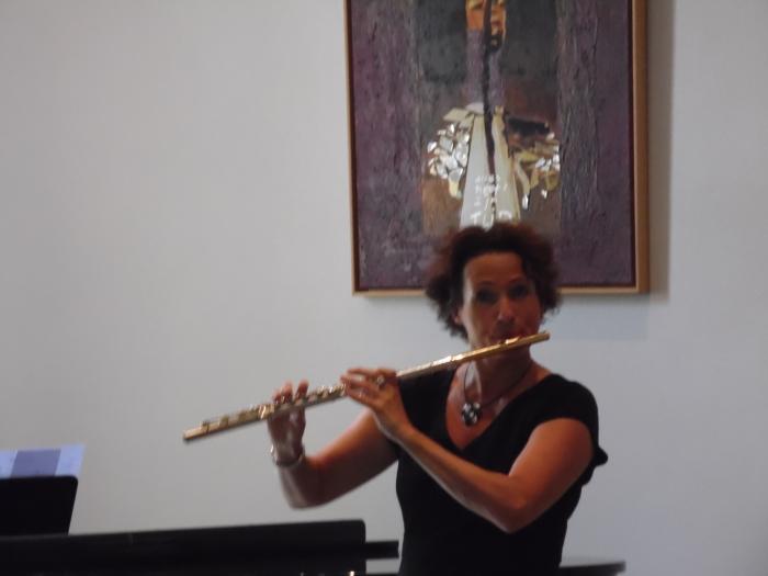 Marjolein de Wit, fluit