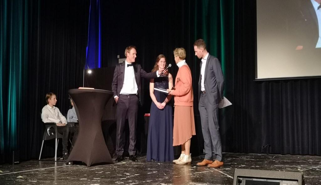 Valérie Giesberts uit Doorn is Sportvrouw van het jaar geworden. Wilco Willemse © BDU