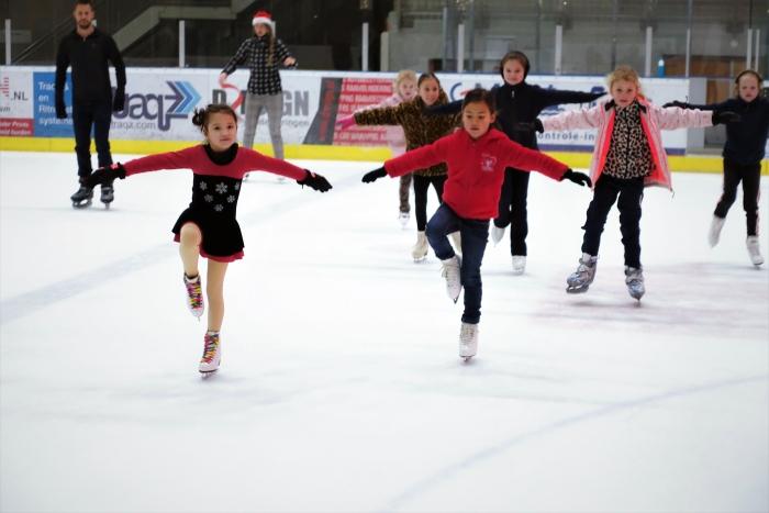 schaatslessen in Dordrecht