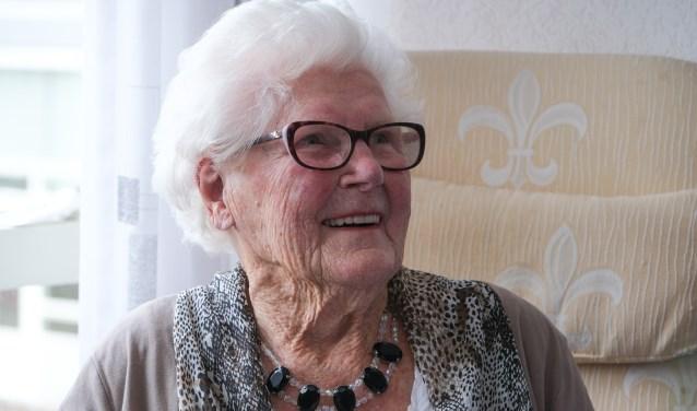Mevrouw Grietje Jannetje Voogel-Bakx 103 jaar