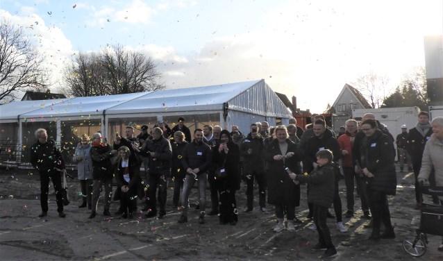 De toekomstige bewoners zijn blij met hun plek in Rijsenhout.