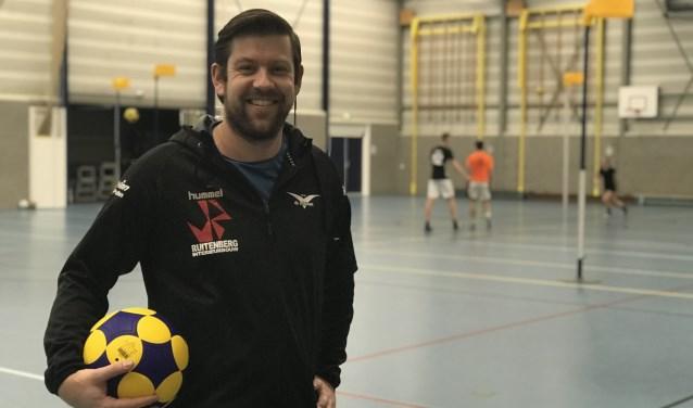 Ruud Willemsen is terug bij De Meeuwen, nu als trainer. Als speler haalde hij vanaf de E'tjes het eerste team.