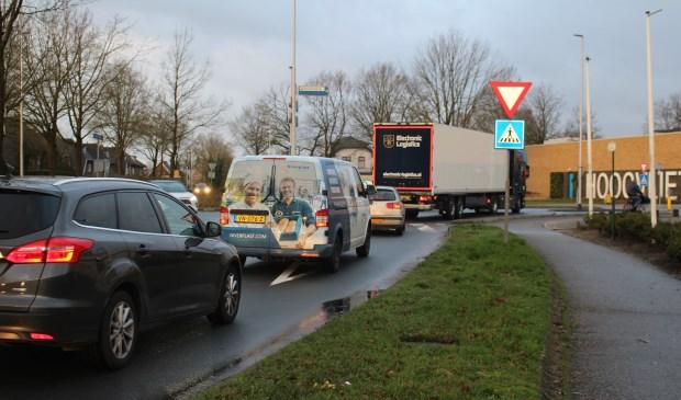 De N224 mag van de provincie Utrecht niet nóg drukker worden.