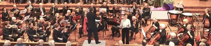 Het Amstelveens Symfonie Orkest eigen foto © BDU media