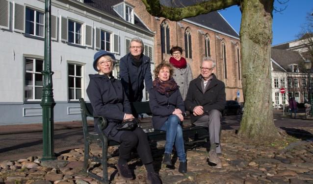 De Volksuniversiteit Amersfoort viert dit jaar haar honderdjarig bestaan.