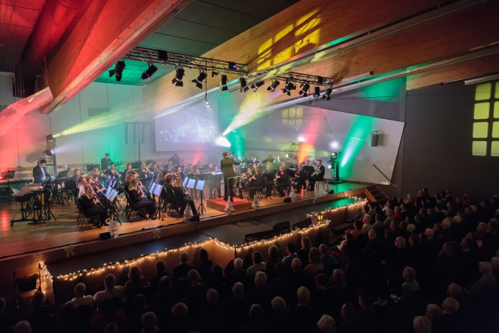 2019 - Groots kerstconcert 'The Sound of Christmas' in 't Podium Gerard-Jan Gerritsen © BDU media