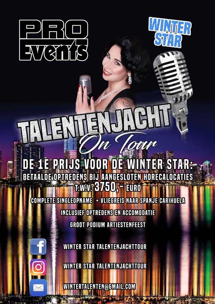 Winter Star Talentenjacht On Tour