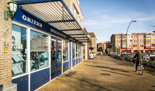 <p>Echte Bakker van der Veer heeft het leegstaande Griekse restaurant gekocht.</p>