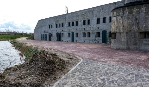 <p>Fort Hoofddorp renovatie</p>