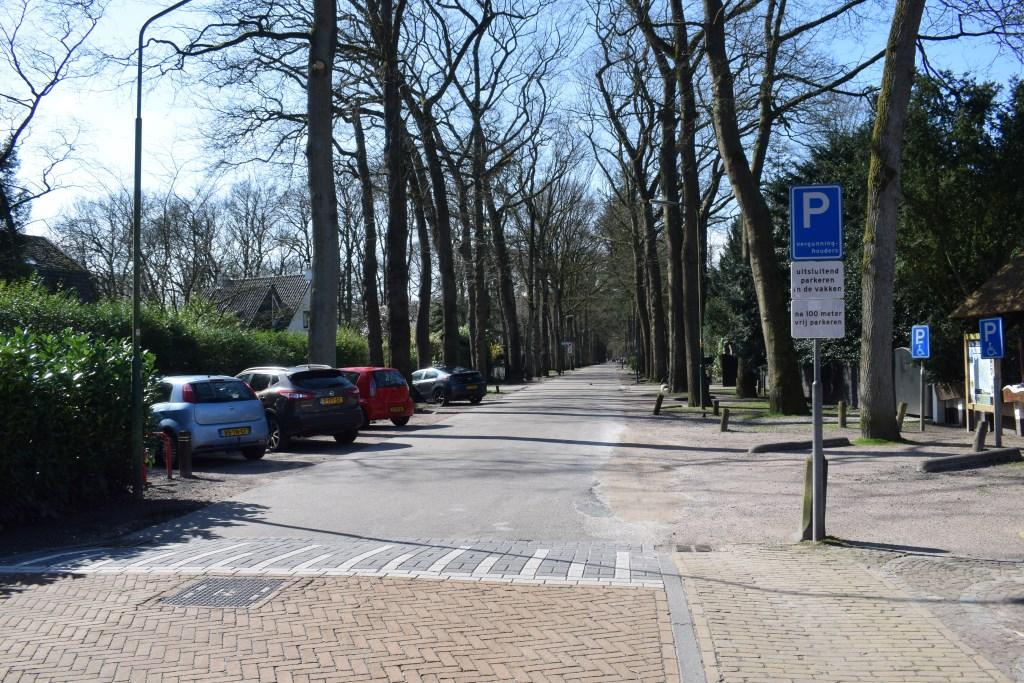 In de Koudelaan kun je nu prima parkeren. Christine Schut © BDU media
