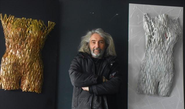 Wilfert Verweij trekt dit jaar de grens over om te exposeren en te werken.