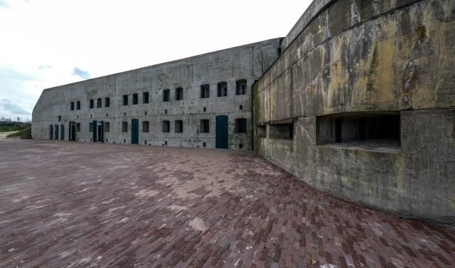 Fort Hoofddorp renovatie