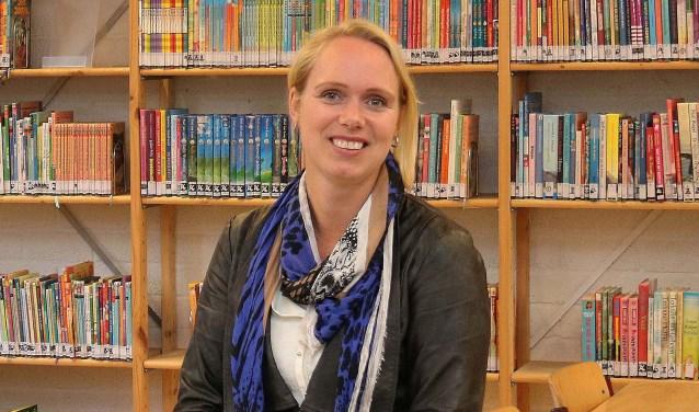 """Lianne van den Essenburg: """"Leren en contact hebben met elkaar kan op meer manieren."""""""