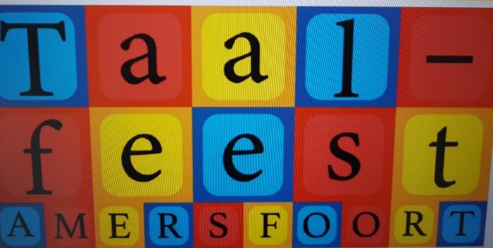 logo taalfeest